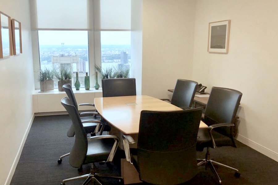 investment firm office sublet