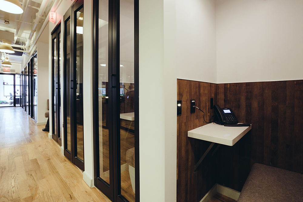 nyc coworking spaces in soho | office sublets