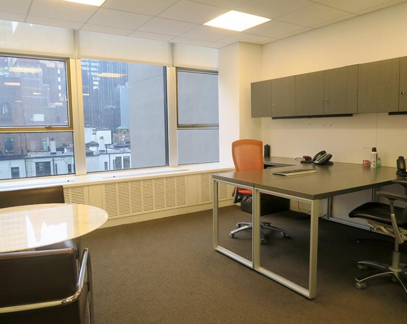 Office Sublet NYC Midtown East