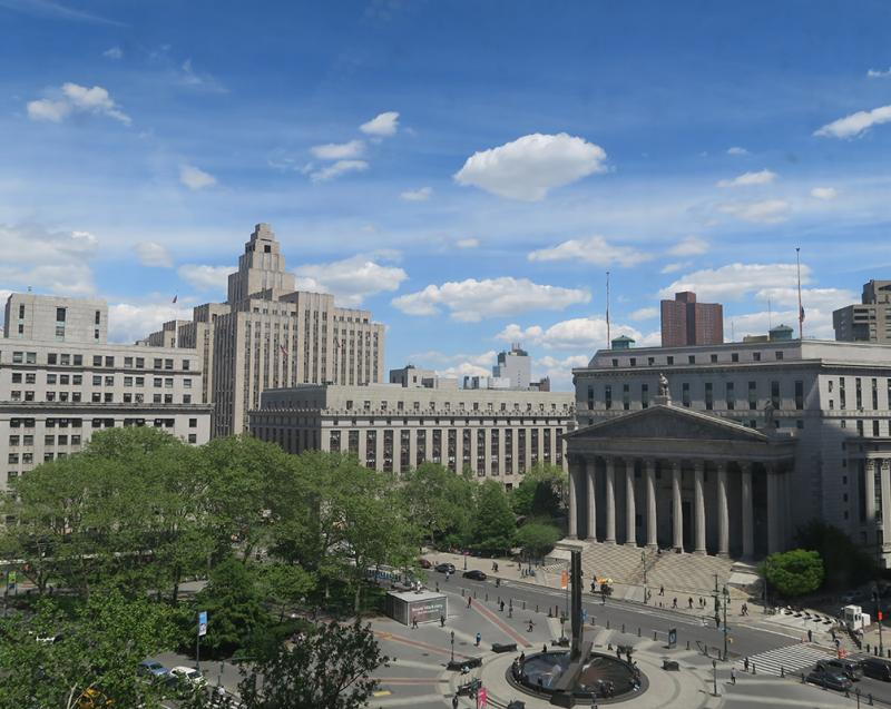 partner law office sublet near nyc courthouse