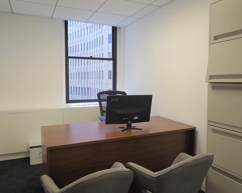 law firm financial district sublease