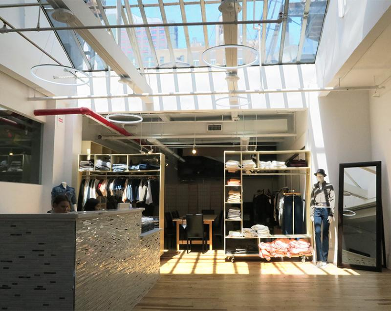 showroom for sublease garment district nyc