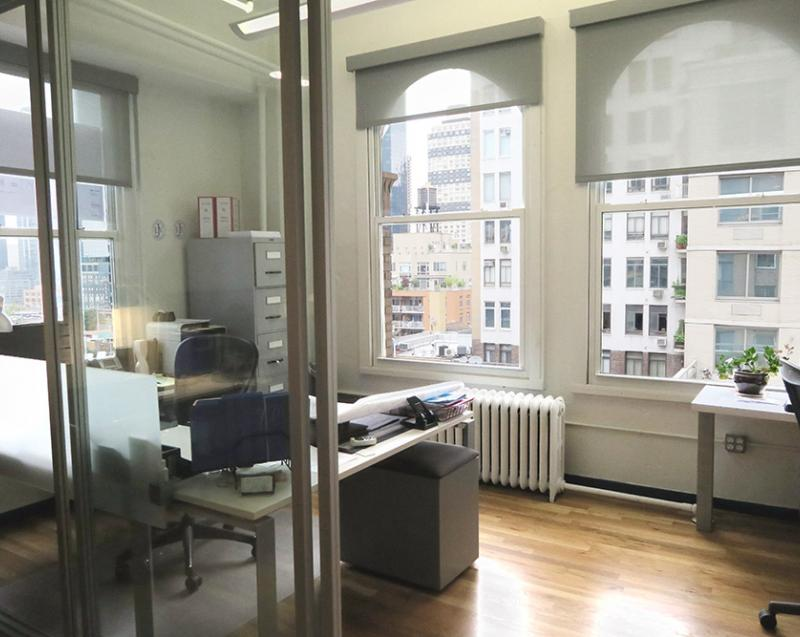 office sublet garment district nyc