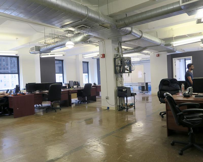 creative office space financial district