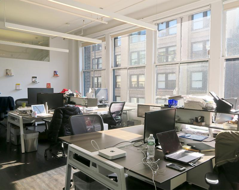 union square office sublet nyc