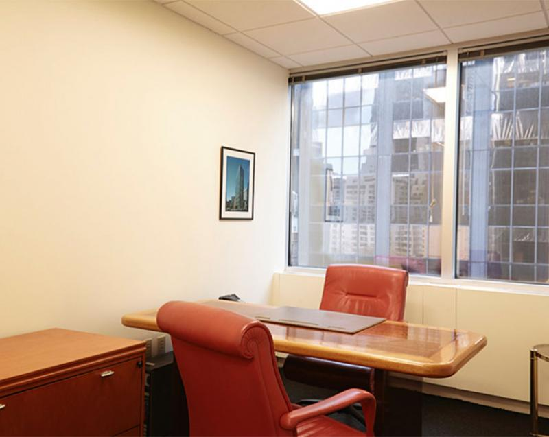 Private office for sublease attorney Midtown East