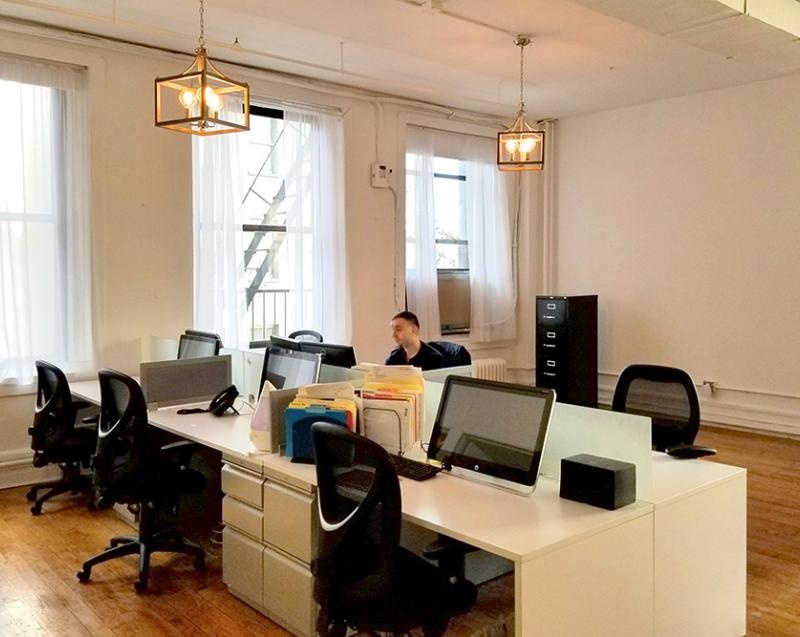 office space for sublease flatiron district