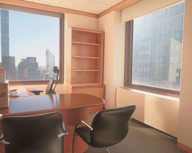 Carnegie Hall Tower Office Space