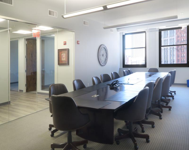 City Hall Law Office for Sublease | office sublets