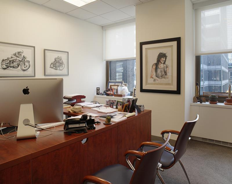 one grand central office space