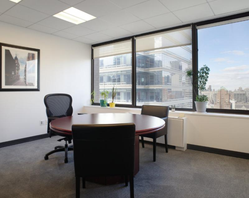 midtown office space for sublease