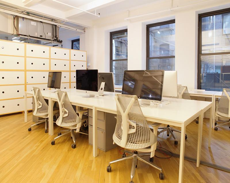 chelsea desks for rent nyc