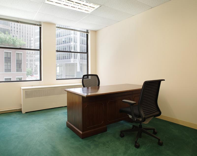 law firm sublet financial district