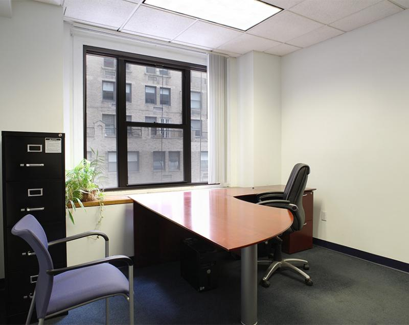 midtown office sublet nyc