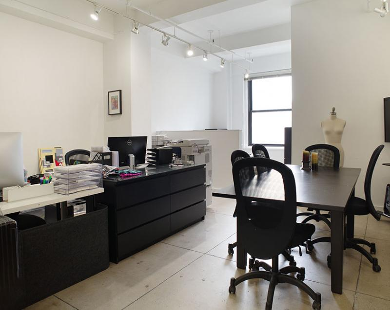 fashion showroom nyc | office sublets