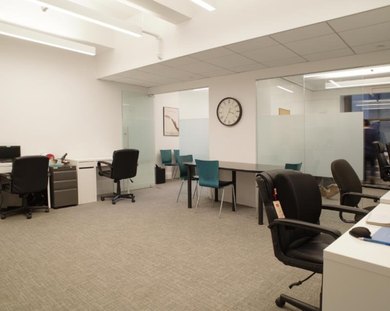 financial district office space rent | office sublets