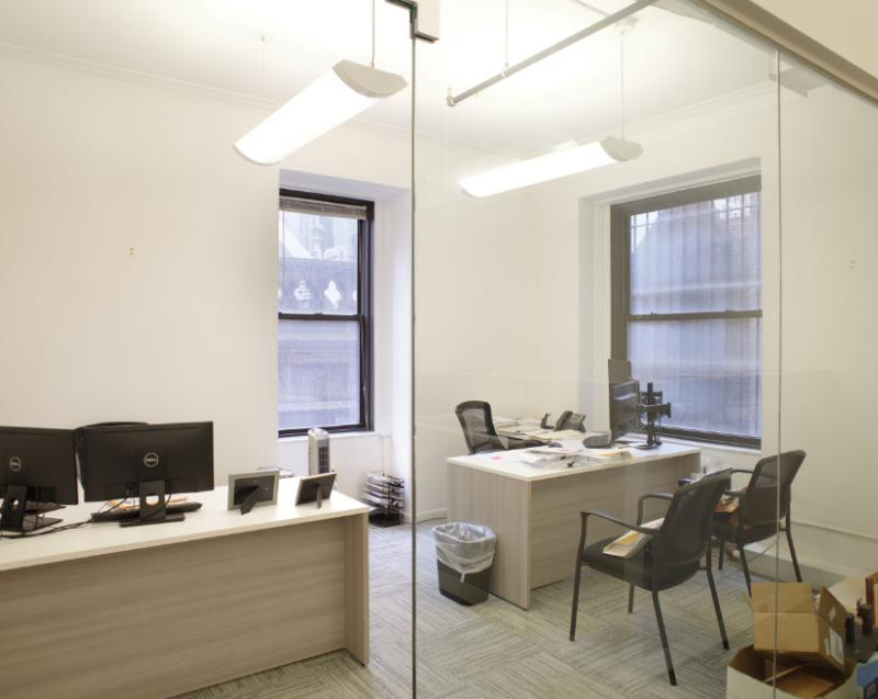 Midtown South Office Sublet