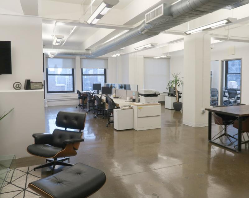 nyc office space | office sublets