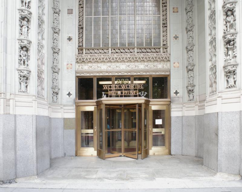 woolworth building | office sublets