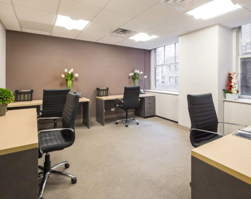 office sublet chanin building nyc