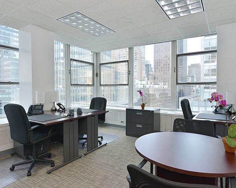 Turn-Key Office Space for Lease Midtown East NYC