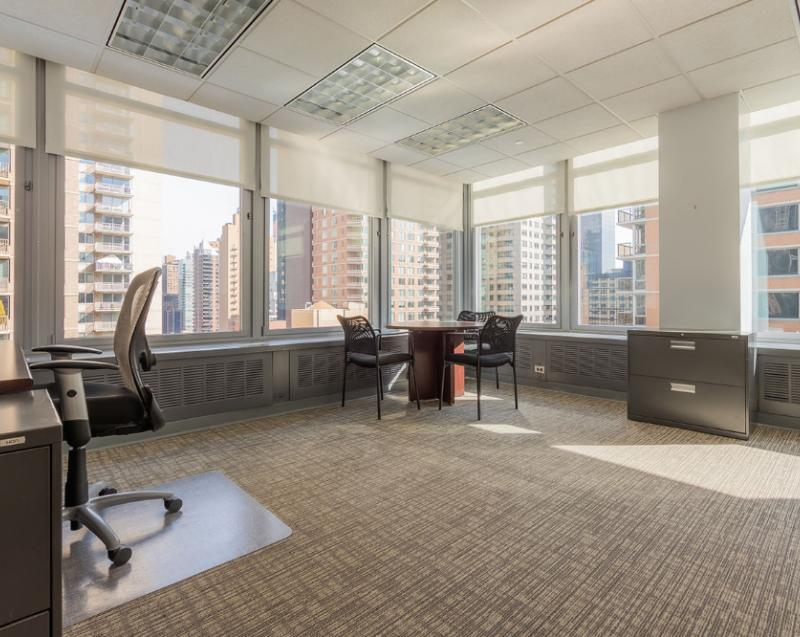 flexible office lease NYC | office sublets