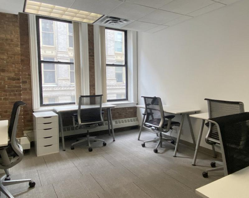 Office Space Flatiron District NYC