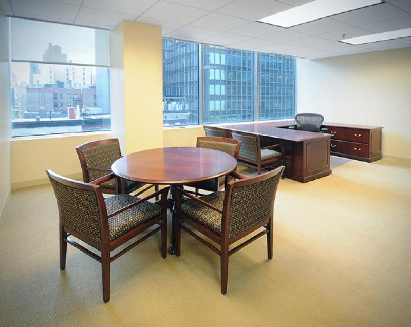Midtown NYC Law Suite Office Space