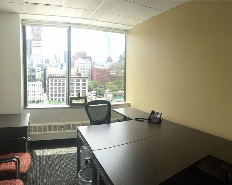 Office Sublet Hudson Square NYC