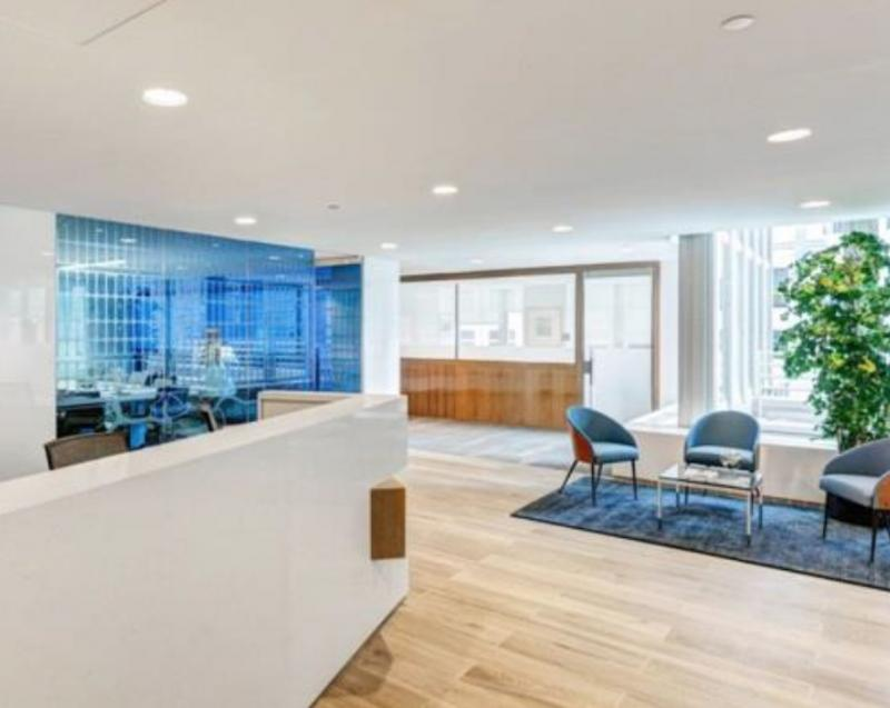 hedge fund office sublet midtown east
