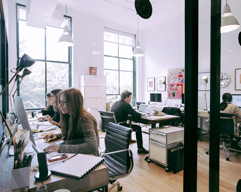 soho nyc coworking space