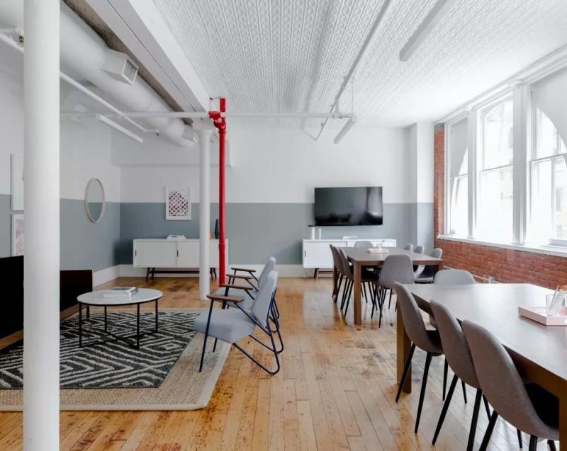 tribeca office space rent