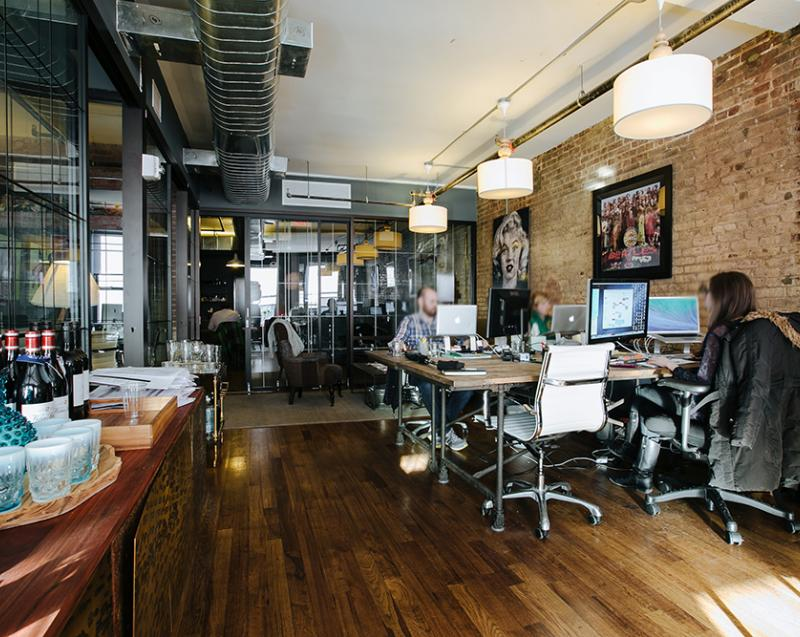 find office space nyc west village