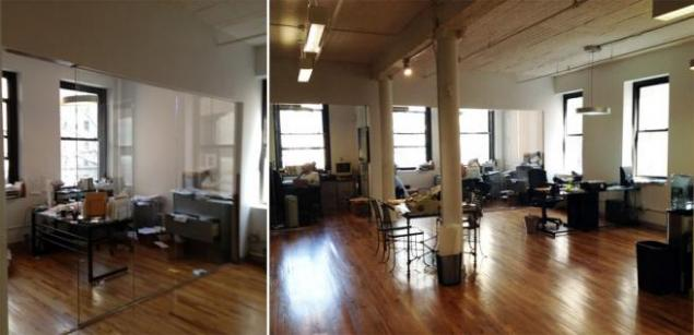 Chelsea Office Sublet NYC