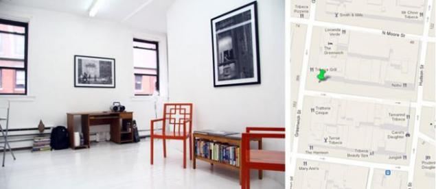Tribeca Shared Office Space for Sublease NYC | Office Sublets
