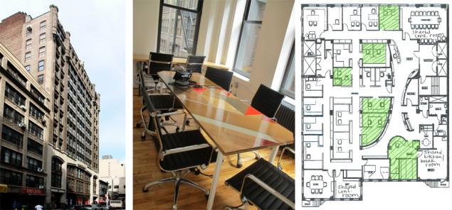 Shared Office Space Chelsea NYC