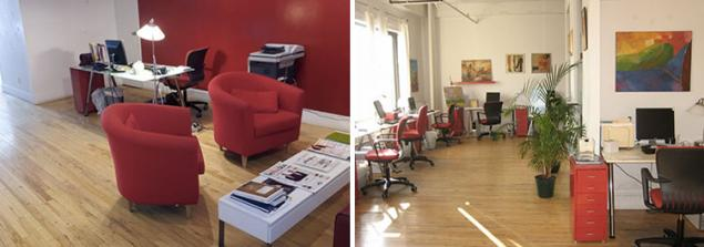 Soho Office Space for Lease NYC
