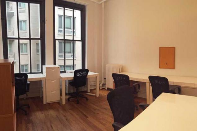 Office Sublet NYC Union Square Manhattan