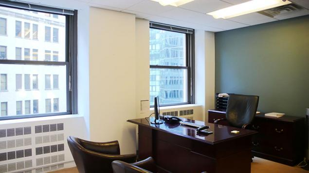 Office Sublet Financial District NYC 10004