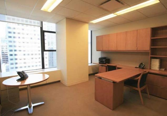 Office Sublet Midtown East NYC Manhattan