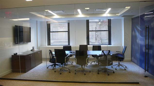 Office Sublet Grand Central NYC Graybar