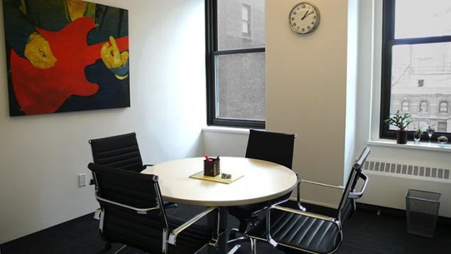 Office Space for Sublease Midtown West NYC