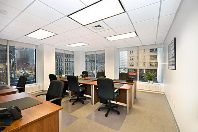 Turn Key Hedge Fund Office Space Midtown Manhattan