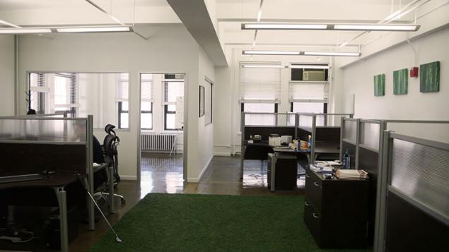 Office Space for Sublease Penn Station NYC