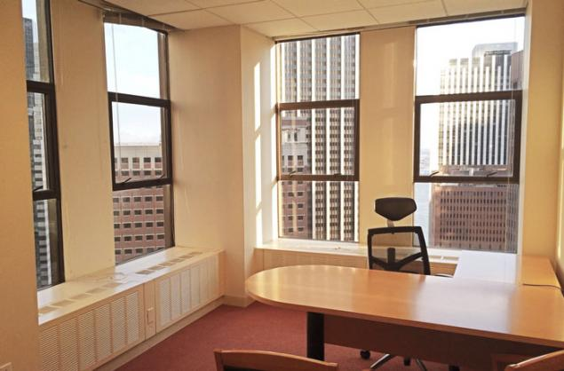 Office Space for Sublease in the Financial District NYC