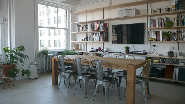 Creative Shared Office Space With Architectural Firm (10012) | Office  Sublets