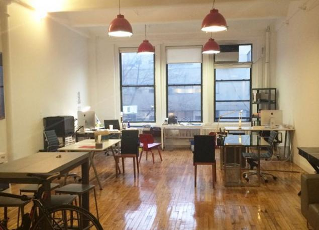 Noho Office Space for Lease NYC