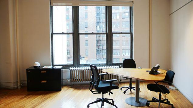 Flatiron Office Space for Lease NYC