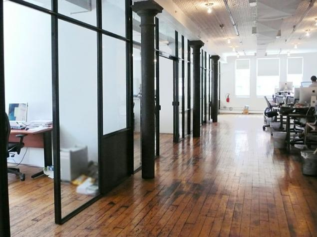 Windowed Office for Sublease in Boutique Building in Tribeca ...