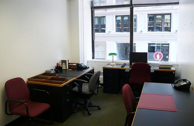 Office Space for Lease on Park Avenue South